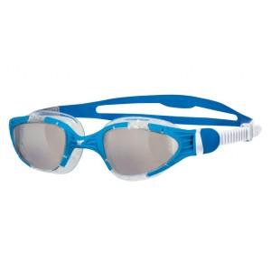 מוצרי זוגס לנשים Zoggs Aqua Flex - כחול/לבן