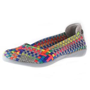 נעלי ברני מב לנשים Bernie Mev Catwalk - צבעוני