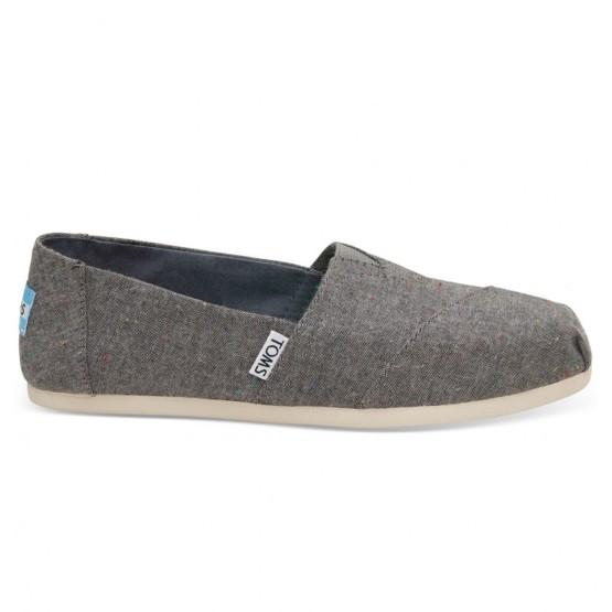 נעלי Toms לנשים Toms Chambray - אפור