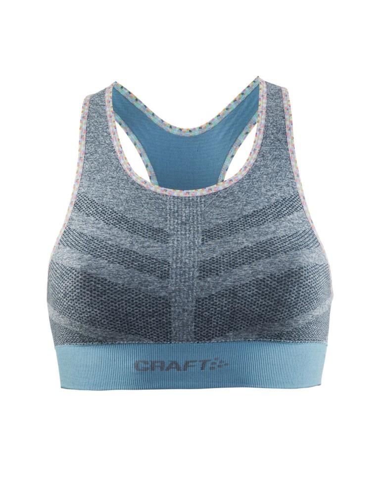 מוצרי Craft לנשים Craft Comfort Mid Impact - אפור/טורקיז