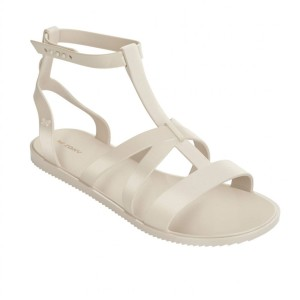 נעלי זקסי לנשים Zaxy Dual Sandal - בז'