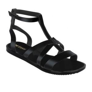 נעלי זקסי לנשים Zaxy Dual Sandal - שחור