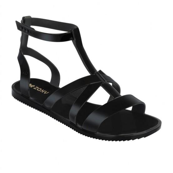 מוצרי זקסי לנשים Zaxy Dual Sandal - שחור