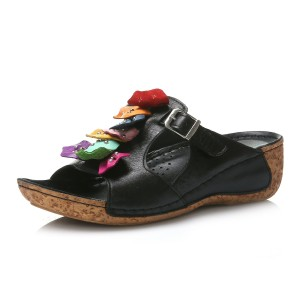 נעלי Gemini לנשים Gemini Elmira - שחור