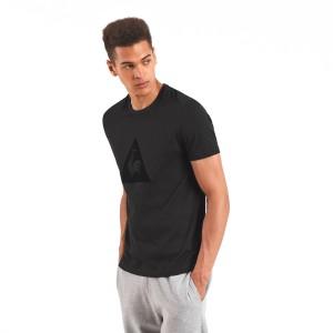 נעלי לה קוק ספורטיף לגברים Le Coq Sportif Essential T-Shirt N1 - שחור