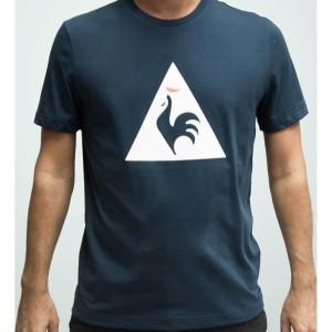 מוצרי לה קוק ספורטיף לגברים Le Coq Sportif Essential T-Shirt N2 - כחול כהה