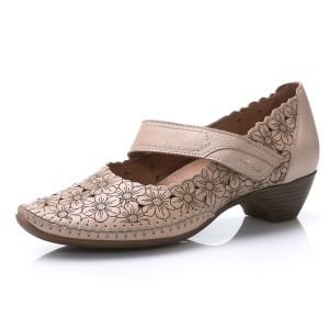 נעלי Jana לנשים Jana Flowerbed - בז'
