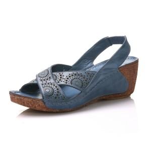 נעלי Gemini לנשים Gemini Frances - כחול