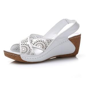 נעלי Gemini לנשים Gemini Frances - לבן