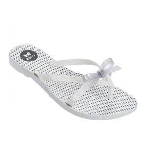 נעלי זקסי לנשים Zaxy Fresh Top - לבן