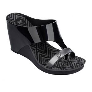 נעלי זקסי לנשים Zaxy Glamour Top III - שחור