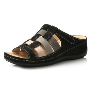 נעלי Gemini לנשים Gemini Kiki - שחור/אפור