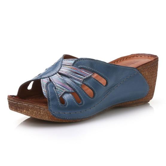 נעלי Gemini לנשים Gemini Laura - כחול