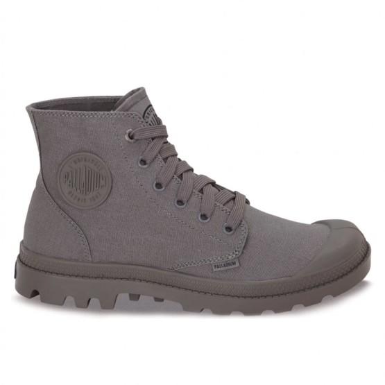 נעלי פלדיום לנשים Palladium Mono Chrome - אפור