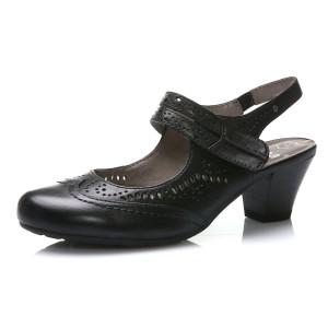 נעלי Jana לנשים Jana Pamela - שחור