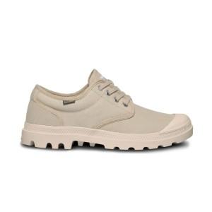 נעלי פלדיום לגברים Palladium Pampa Ox Originale - בז'