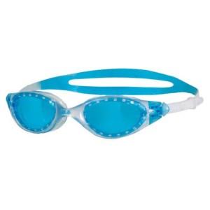 מוצרי זוגס לנשים Zoggs Panorama - כחול/לבן
