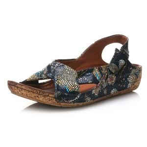 נעלי Gemini לנשים Gemini Quinn - כחול כהה