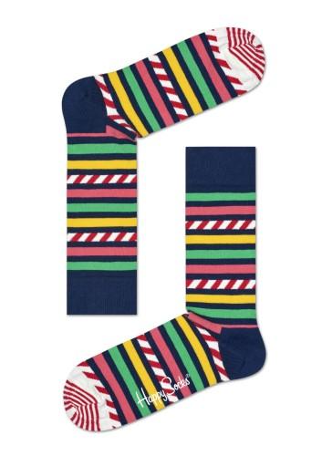 נעלי Happy Socks לנשים Happy Socks Stripes and Stripes - צבעוני
