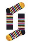 נעלי Happy Socks לנשים Happy Socks Stripes and Stripes - צבעוני/שחור