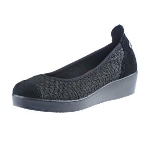 נעלי ברני מב לנשים Bernie Mev Smooth Felicity - שחור