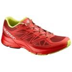 נעלי סלומון לגברים Salomon Sonic Aero - אדום