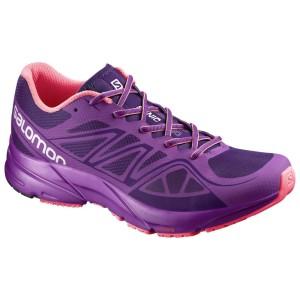 נעלי סלומון לנשים Salomon Sonic Aero - סגול
