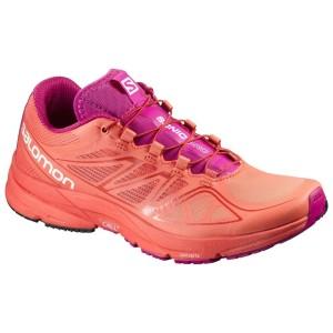 נעלי סלומון לנשים Salomon Sonic Pro - אפרסק