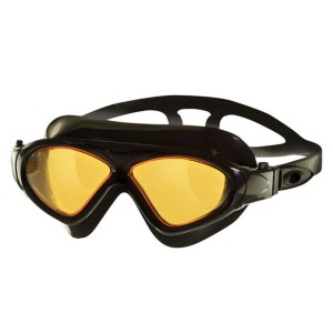 נעלי זוגס לנשים Zoggs Tri Vision Mask - שחור