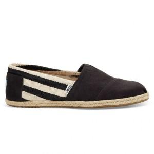 נעלי Toms לגברים Toms University - שחור