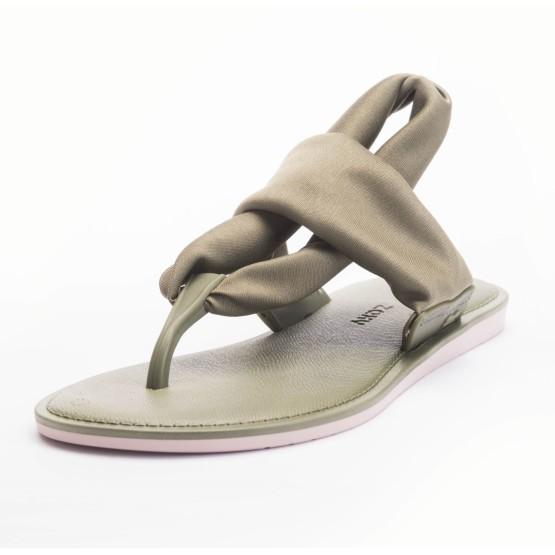 מוצרי זקסי לנשים Zaxy Vibe Sandal - ירוק