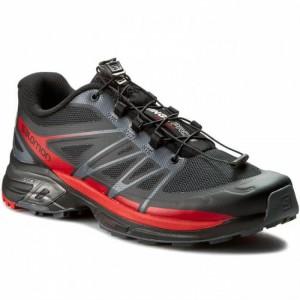 נעלי סלומון לגברים Salomon Wings Pro 2 - שחור