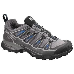 נעלי סלומון לגברים Salomon X Ultra 2 GTX - אפור
