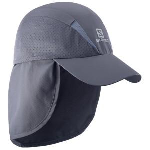 מוצרי סלומון לנשים Salomon XA Plus Cap - אפור כהה