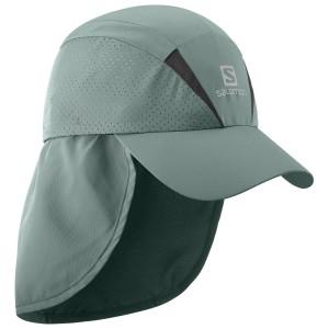 מוצרי סלומון לנשים Salomon XA Plus Cap - ירוק