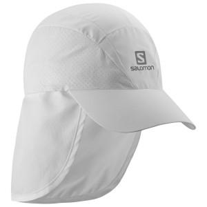 מוצרי סלומון לנשים Salomon XA Plus Cap - לבן