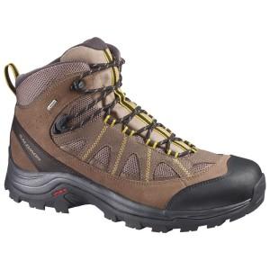 נעלי סלומון לגברים Salomon Authentic LTR GTX - חום