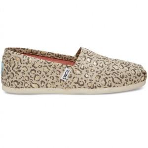 נעלי Toms לנשים Toms Bobcat - מנומר