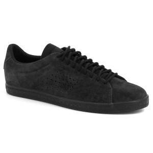 נעלי לה קוק ספורטיף לנשים Le Coq Sportif Charline Nubuck - שחור מלא