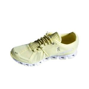 נעלי און לנשים On Cloud - צהוב