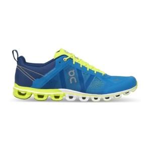 נעלי און לגברים On Cloudflow - כחול/צהוב