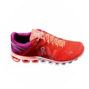 נעלי און לנשים On Cloudflow - כתום/סגול