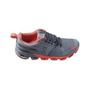 נעלי און לנשים On Cloudflyer - אפור/ורוד