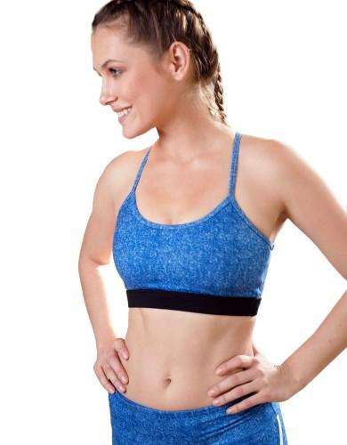 מוצרי DNA-ZONE לנשים DNA-ZONE Lily - כחול