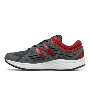 מוצרי ניו באלאנס לגברים New Balance M420 V3 - אפור/אדום