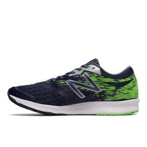 מוצרי ניו באלאנס לגברים New Balance Flash - כחול/ירוק