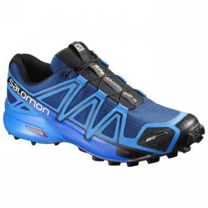 מוצרי סלומון לגברים Salomon Speedcross 4 CS - כחול