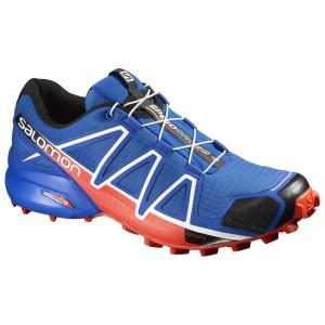 מוצרי סלומון לגברים Salomon Speedcross 4 - כחול