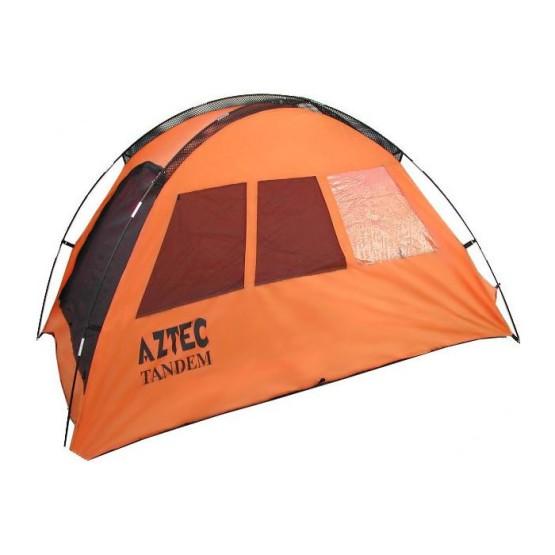 מוצרי אצטק לנשים Aztec Tandem Tent - כתום