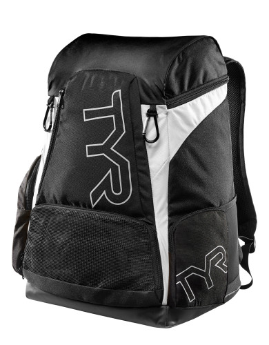 מוצרי TYR לנשים TYR Alliance 45L Backpack - שחור/לבן